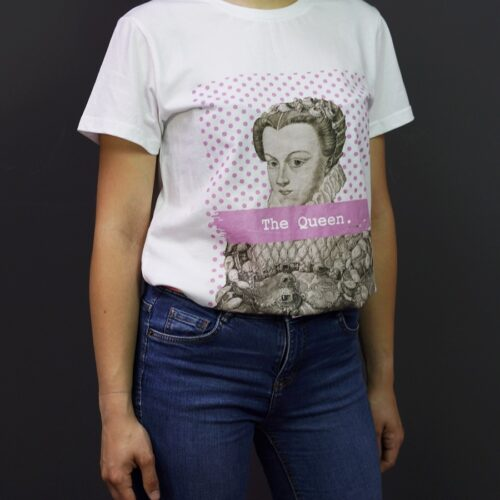 t-shirt unisex con stampa