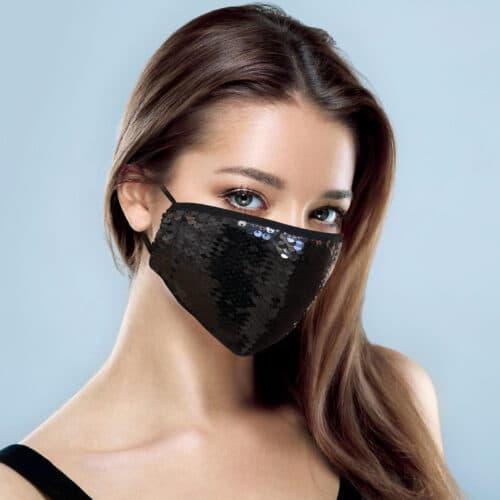 mascherina alla moda