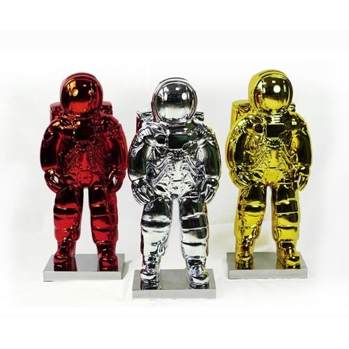 statuetta astronauta