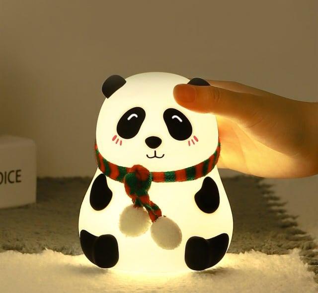 lampada panda