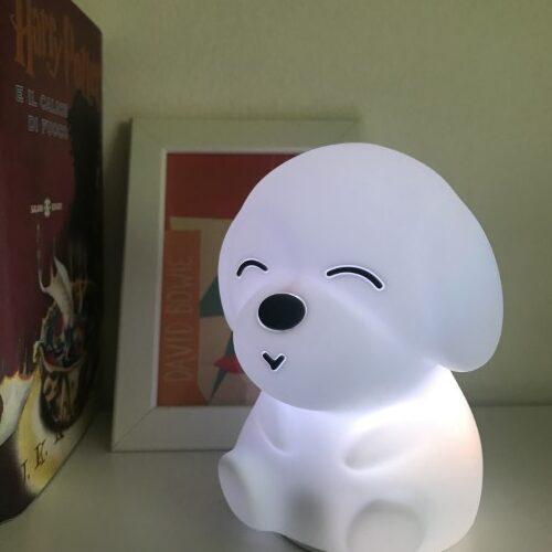 lampada cucciolo