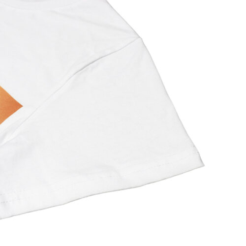 Manica t-shirt bianca