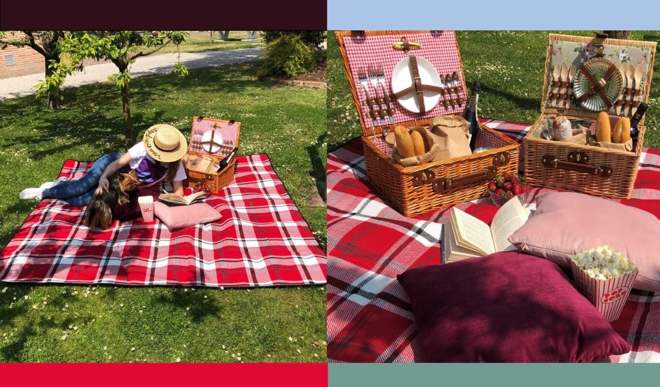 coperte picnic